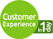 Customer Experience in 1 day 2019